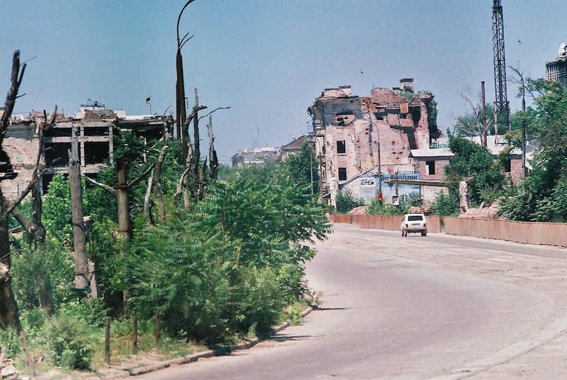 Улица Красных Фронтовиков, 1997 год