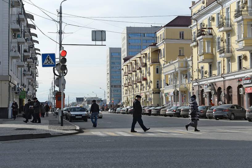 Улица Мира, 2020 год