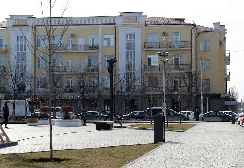 Улица Чернышевского, 2020 год