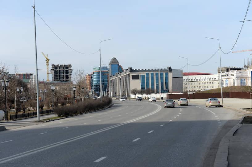 Улица Сайпуддина Лорсанова (бывшая улица Красных Фронтовиков), 2020 год