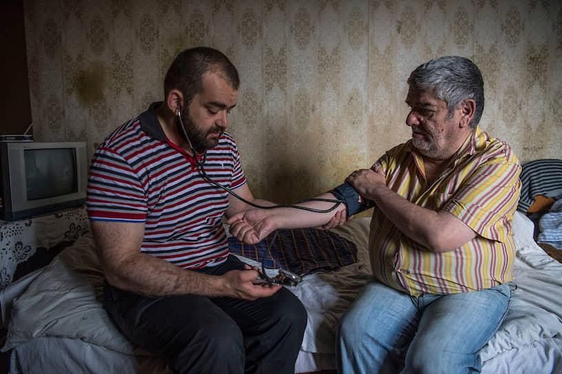 Модель Ассертивного психиатрического сервиса грузинские психиатры взяли в США, и уже несколько лет реализуют ее в Тбилиси
