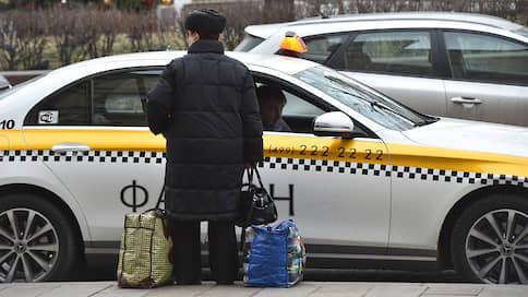 Реформа такси буксует в законопроектах  / Поправки снова критикуют в Кремле и в «Единой России»