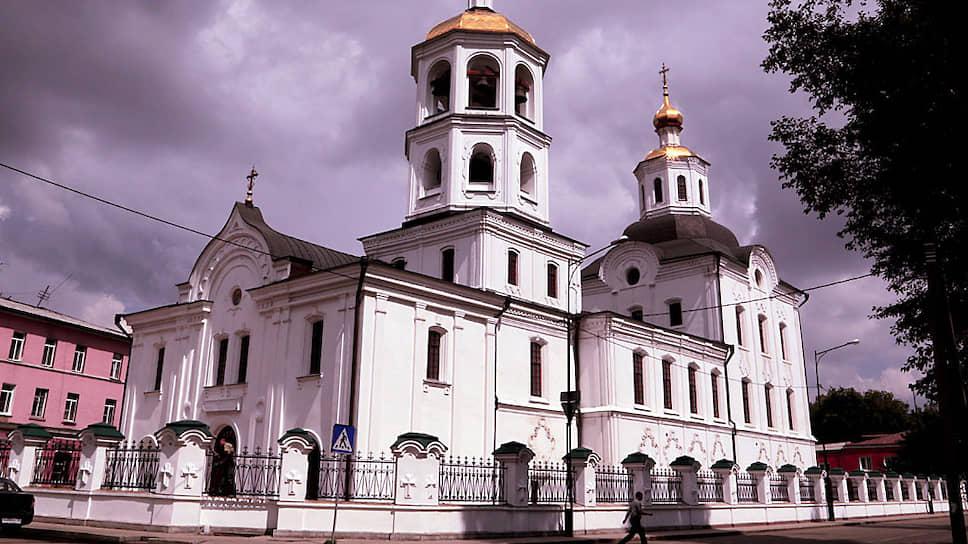 Морской офицер Колчак венчался в храме, который в Иркутске называли Морским