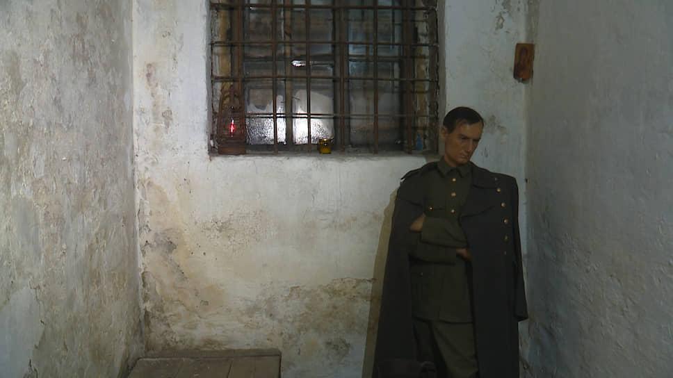 С 15 января до ночи с 6 на 7 февраля 1920 года бывший верховный правитель Александр Колчак содержался в камере №5 Иркутского тюремного замка