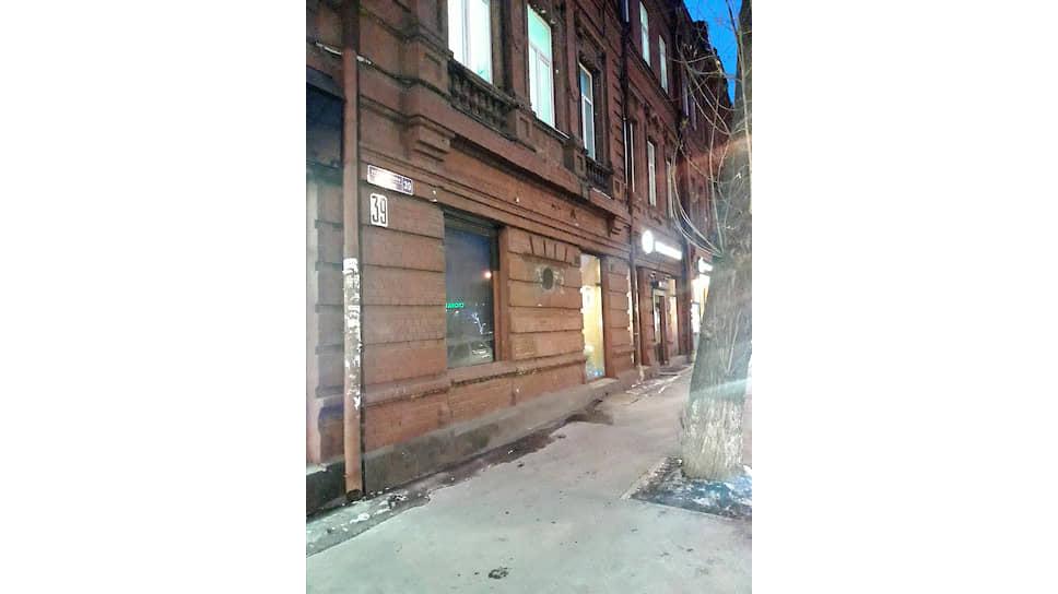 Дом в Иркутске, в котором жила Анна Тимирева после того, как ее в первый, но далеко не в последний раз выпустили на свободу