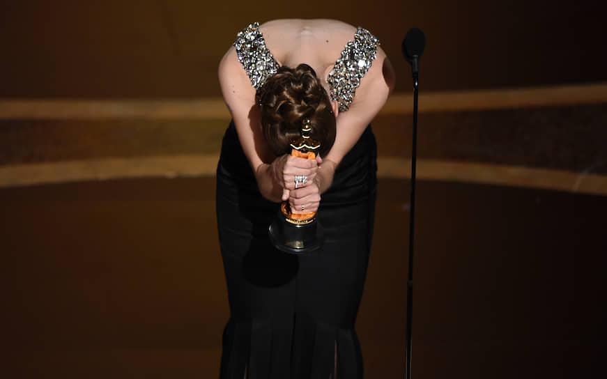 Хильдур Гуднадоуттир («Джокер»), получившая «Оскар» за лучшую музыку к фильму