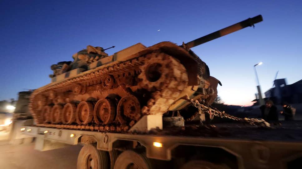 Россия и Турция углубляются в Идлиб