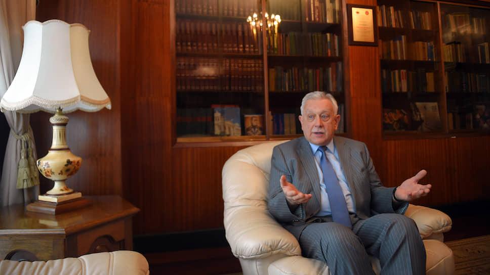 Посол РФ в Венесуэле Владимир Заемский