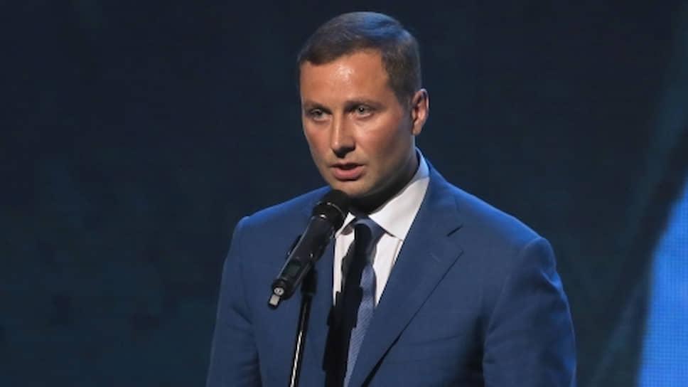 Глава Молодежной хоккейной лиги Алексей Морозов