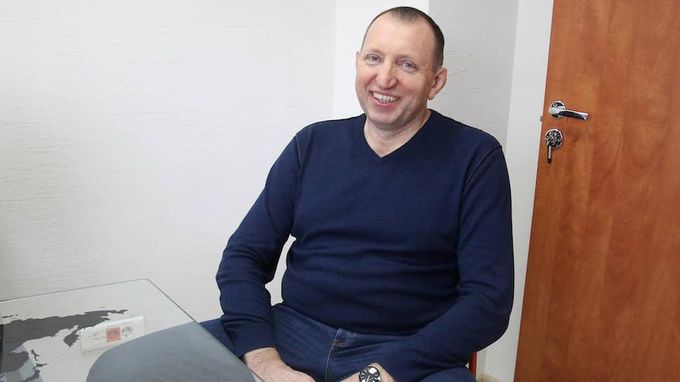 Бывший директор частных охранных предприятий Максим Ларин