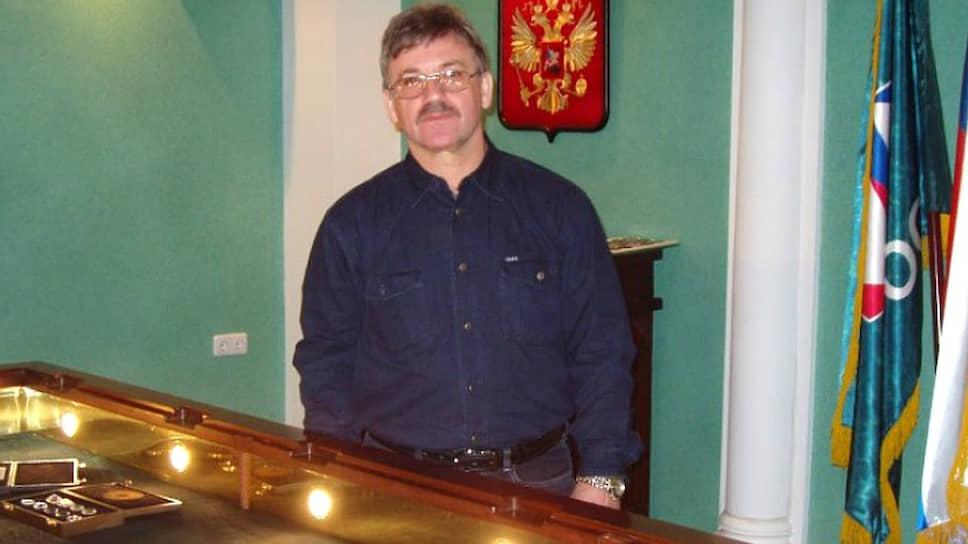 Ученый Алексей Темирев