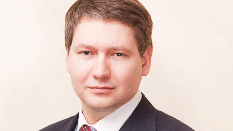 Замгендиректора «Трансконтейнера» Виктор Марков