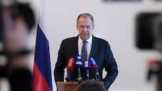 С Киевом — проблемы, с Парижем — диалог  / Сергей Лавров рассказал, когда пройдет саммит в «нормандском формате»