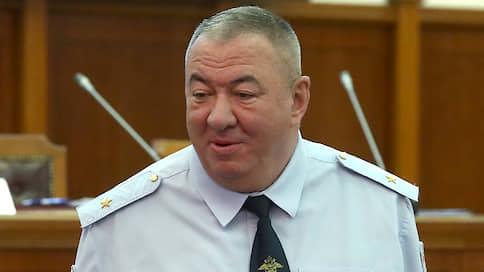 Начальник полиции Москвы ушел от повышения  / Генерал-майор Плахих написал рапорт после отказа от новой должности