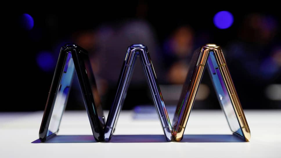 Пользуются ли спросом смартфоны Samsung Galaxy Z Flip со складным экраном