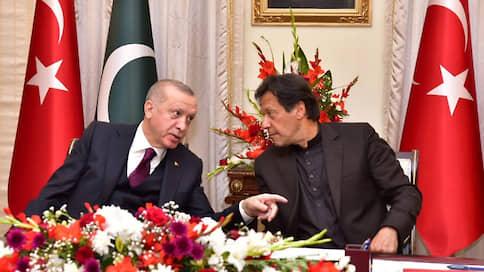 Президент Турции открыл «индийский фронт»  / Анкара вмешалась в конфликт Дели и Исламабада