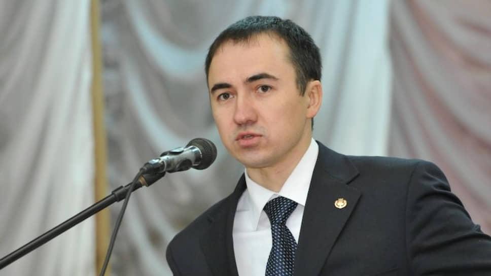 Бывший вице-премьер экономического развития, промышленности и торговли Чувашии Владимир Аврелькин