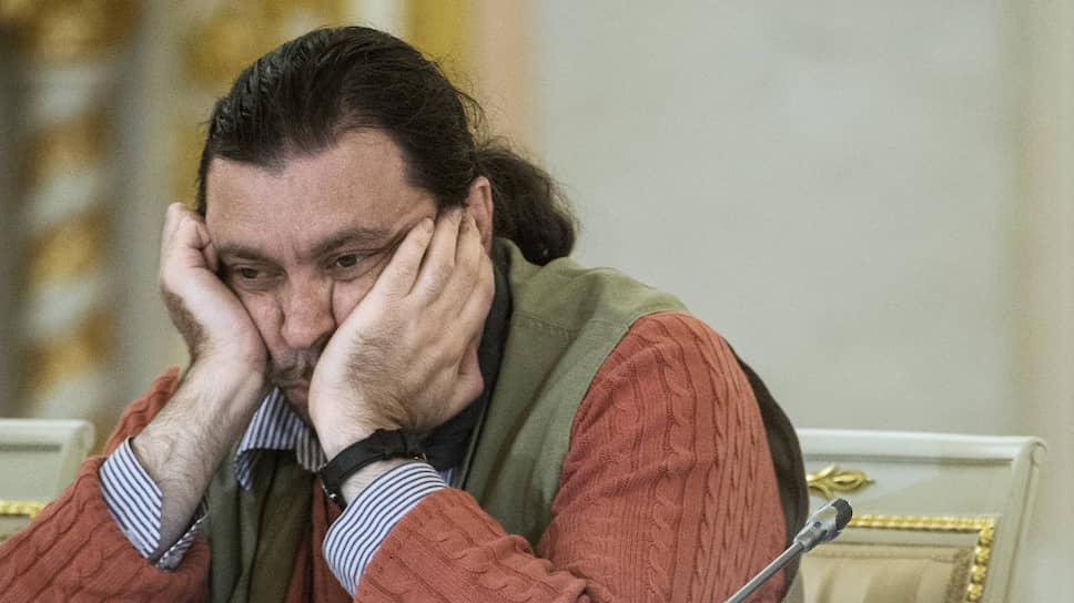 Основатель «Молодежного правозащитного движения» Андрей Юров