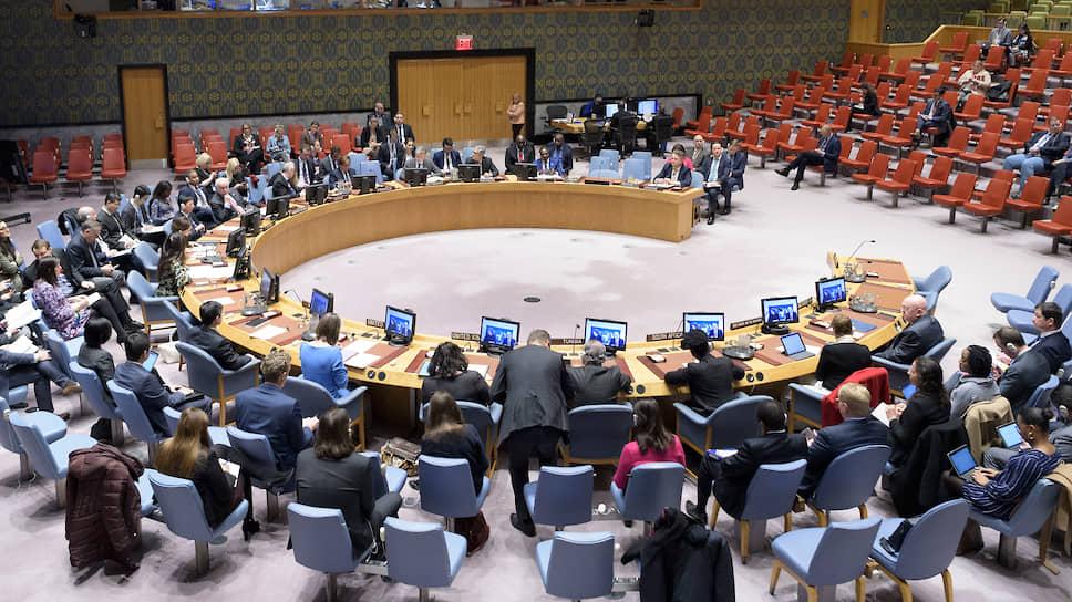 Как прошло заседание Совета Безопасности ООН, посвященное пятилетию закрепления минских соглашений