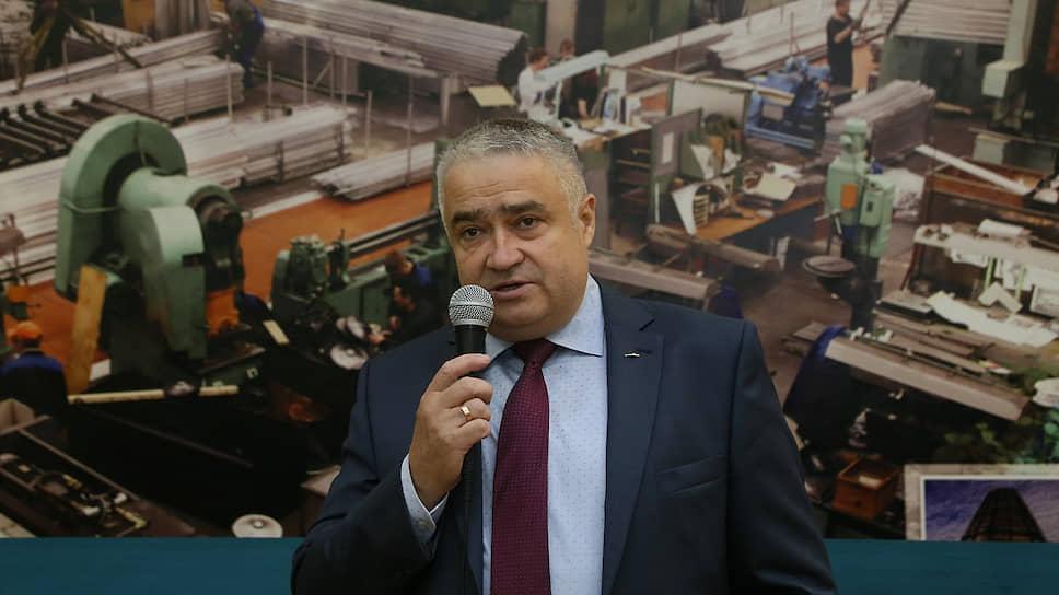 Бывший директор Миасского машиностроительного завода Андрей Юрчиков