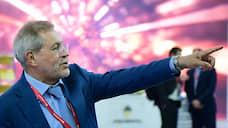 Михаил Леонтьев за дебила не ответил  / Иск губернатора Хакасии Валентина Коновалова о защите чести и достоинства вернули на новое рассмотрение