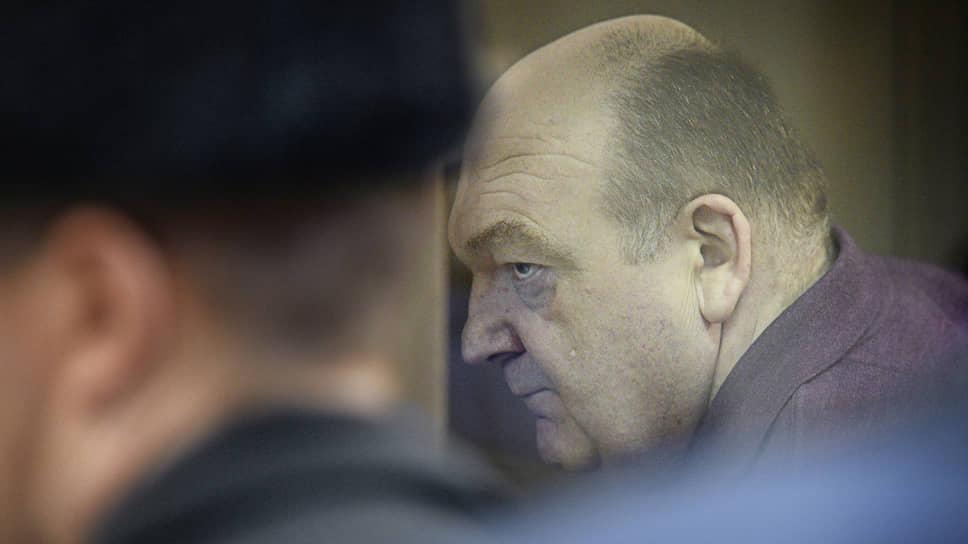 Экс-глава ФСИН Александр Реймер