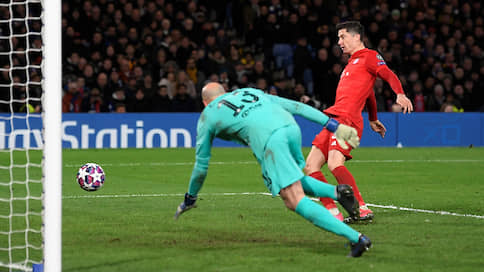 «Бавария» приударила в Лондоне  / Немецкий клуб разгромил «Челси» в Лиге чемпионов