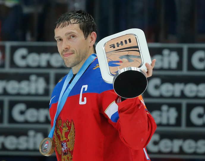 Хоккеист Павел Дацюк ($63,6 млн)