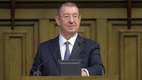 Гражданские дела довели до отставки // Заместитель председателя Верховного суда покидает свой пост