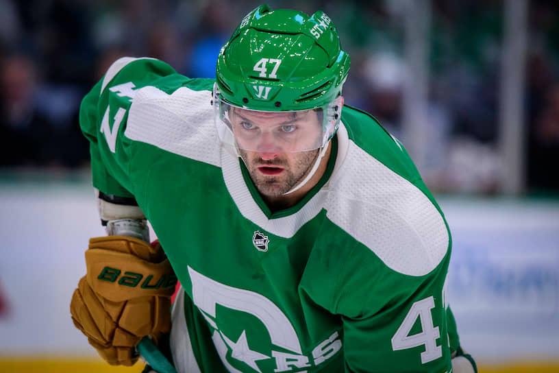 Хоккеист Александр Радулов ($58,5 млн)