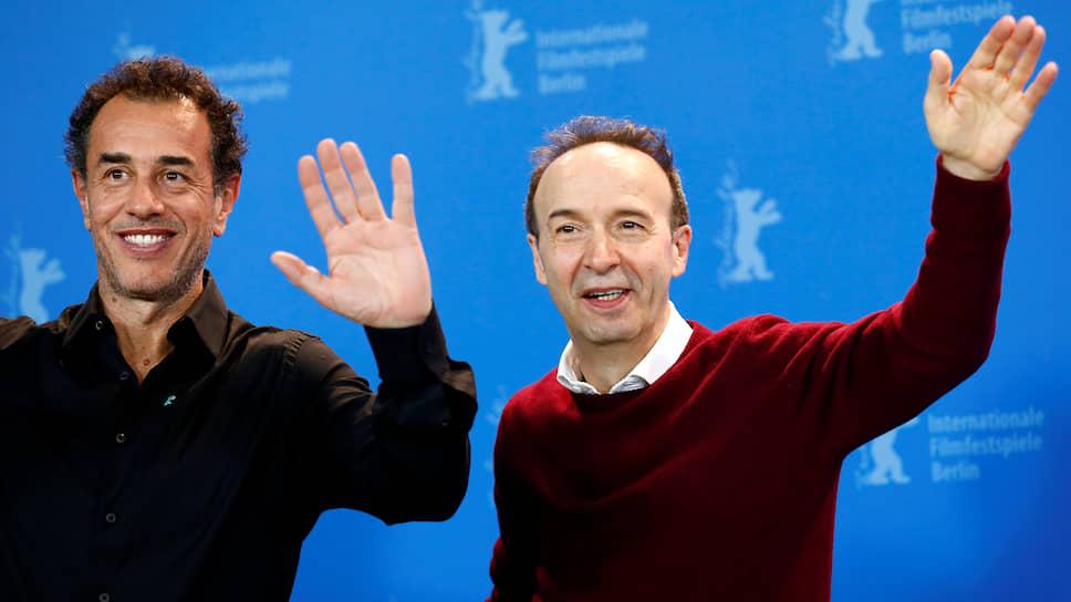 Маттео Гарроне и Роберто Бениньи — о своем «Пиноккио»