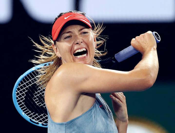 Теннисистка Мария Шарапова ($197,8 млн)