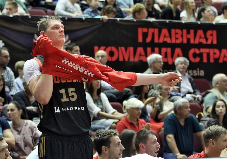 Баскетболист Тимофей Мозгов ($72 млн)