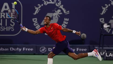 Гуттаперчивый полуфинальчик  / Гаэль Монфис едва не обыграл Новака Джоковича в самом драматичном матче теннисной недели