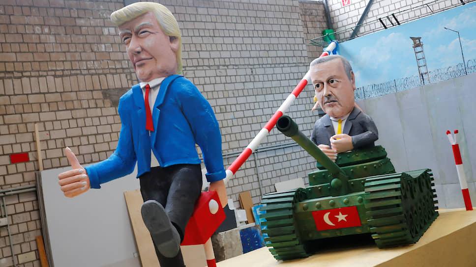 Как Турция развернулась за помощью к НАТО против России
