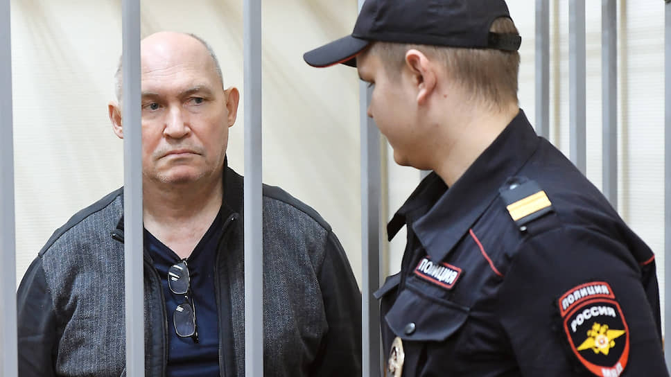 Тольяттинский банкир Догадкин на два месяца задержался в московском СИЗО