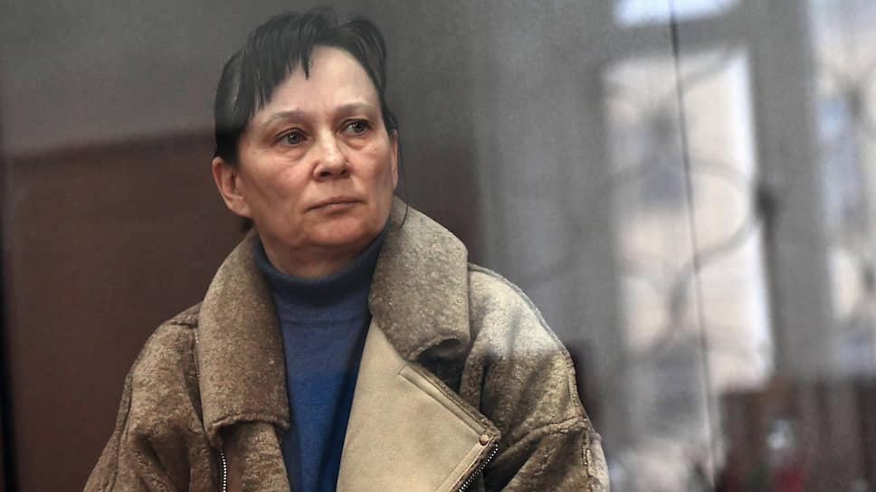 Бывший вице-президент Национального торгового банка (НТБ) Дина Доровская