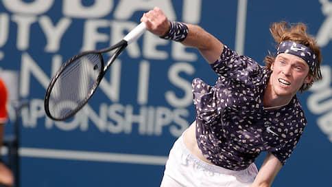 «К разговорам о первой десятке отношусь нормально»  / Теннисист Андрей Рублев о конкуренции, адаптации и коронавирусе