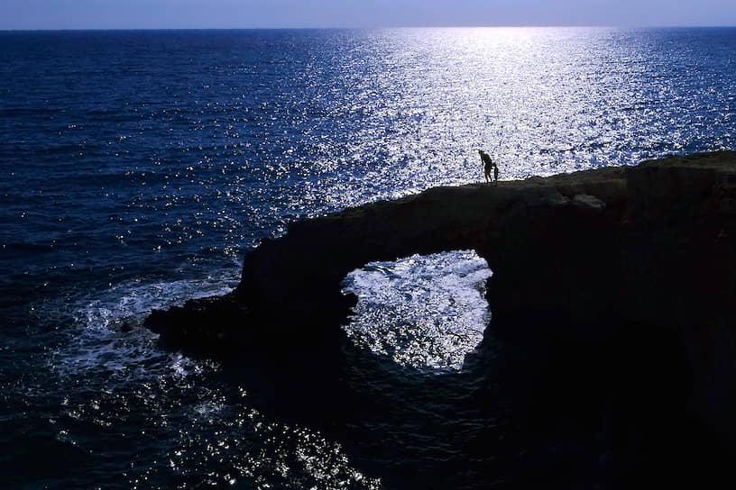 Айя-Напа, Кипр. Прогулка на побережье