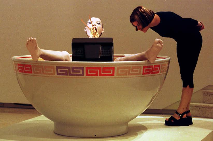 В 2011 году открылся интерактивный музей лапши быстрого приготовления Cup Noodles в Йокогаме. В одной из экспозиций утверждается, что в мире существует 5460 сочетаний различных вкусов этого блюда