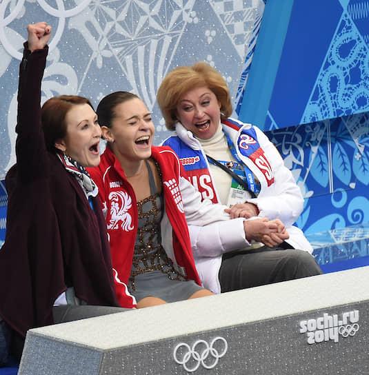 «Это была мечта – попасть сюда, а выиграть – это вообще фантастика!» <br> Победа Сотниковой стала первой в истории для россиянок в этом виде фигурного катания