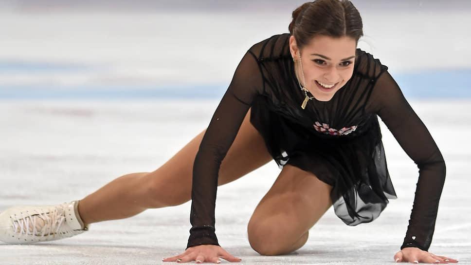 Олимпийская чемпионка в женском одиночном катании Сочи-2014 Аделина Сотникова