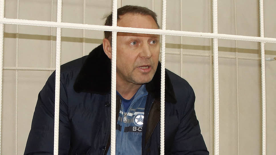 Вор в законе Юрий Пичугин