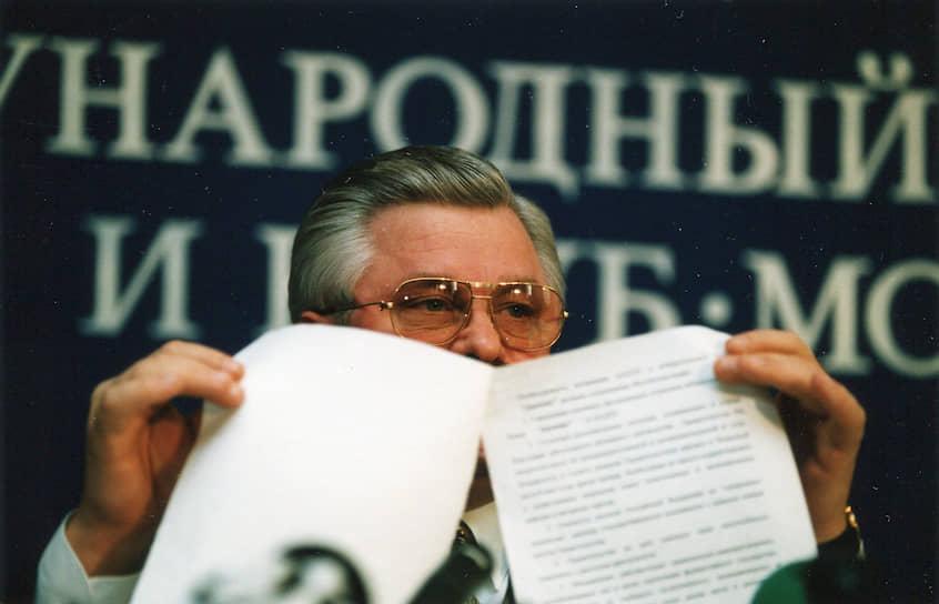 <b>Александр Руцкой</b><br>   После октябрьских событий 1993 года был арестован, но в следующем году освобожден по амнистии. В 1994-1996 годах — основатель и председатель социал-патриотического движения «Держава». В 1996-2000 годах был главой Курской области, член Совета федерации. В 2016 году баллотировался в депутаты Госдумы, но по итогам голосования не прошел