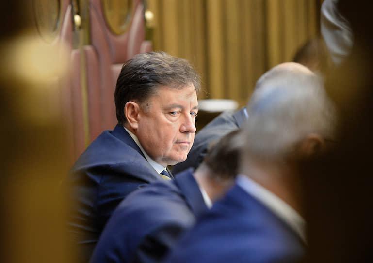 Председатель Совета судей России Виктор Момотов