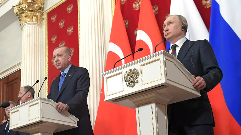 «Асад — это та великая китайская стена, которая разделяет Россию и Турцию»