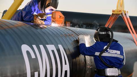 «Силу Сибири» отправят на профилактику  / Через три месяца после запуска газопровода