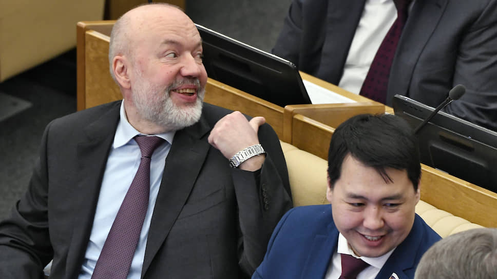 """Павел Крашенинников рассказал """"Ъ"""", как в Думе зашла речь об «обнулении» президентских сроков"""