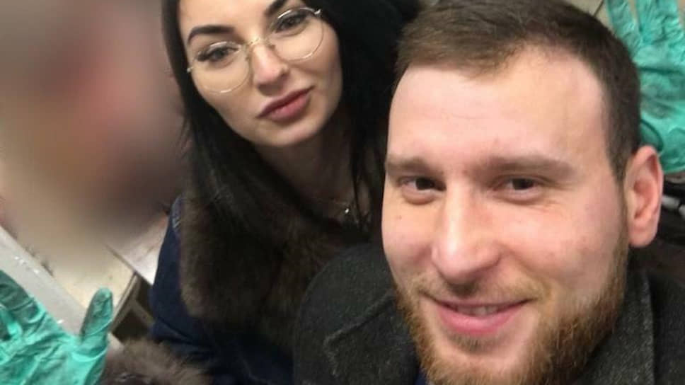 Майор полиции Вячеслав Горнеев и старший лейтенант Татьяна Пурышева