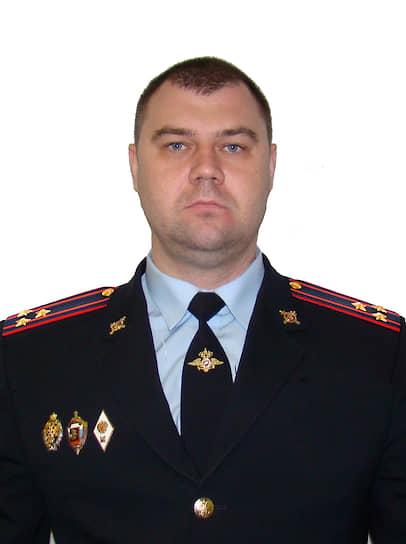 Начальник ОМВД по району Щукино полковник Иван Понятойкин
